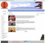 сайт спортивного клуба БУДО